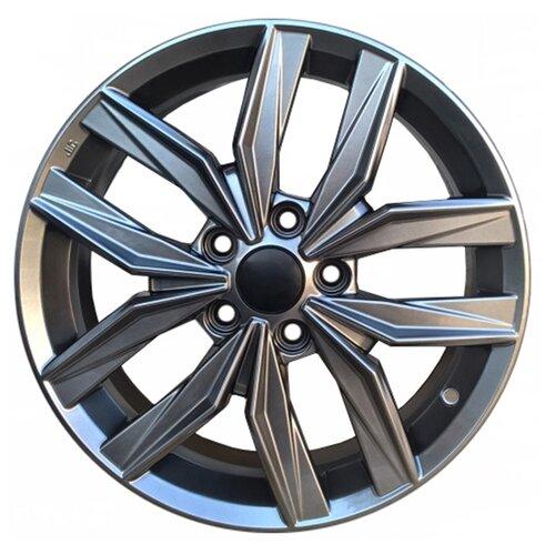 Колесный диск K&K КС774 7x17/5x114.3 D60.1 ET39 Дарк Платинум