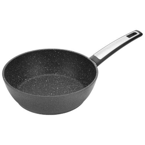 Сковорода Tescoma i-PREMIUM Stone 602438 28 см, серый