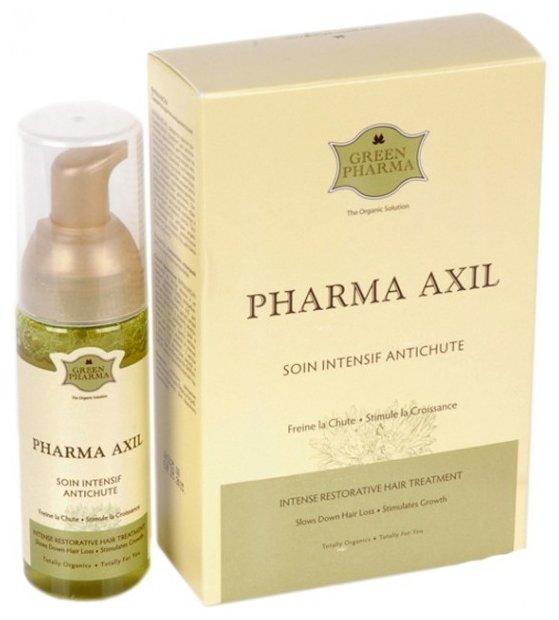 GreenPharma Сыворотка для волос и кожи головы ФармаАксил