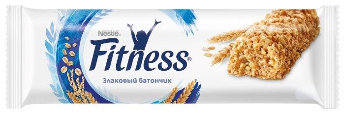 Злаковый батончик Nestle Fitness с цельными злаками, 23.5 г