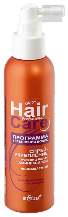 Bielita Professional Hair Care Спрей-укрепление луковиц волос