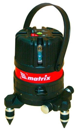Лазерный уровень самовыравнивающийся matrix 35061