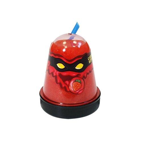 Фото - Лизун SLIME Ninja с ароматом клубники, 130 г (S130-17) развивающие игрушки slime cloud облачко с ароматом пломбира 200 г