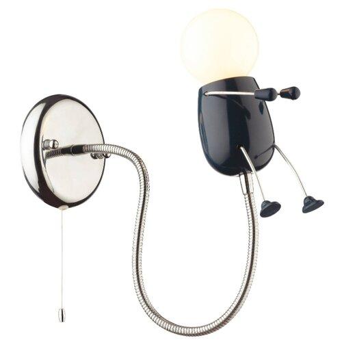 Бра Odeon light Rika Boy 2582/1W, с выключателем, 40 Вт бра odeon light magali 3229 1w