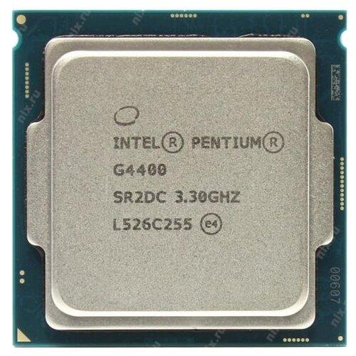 цена на Процессор Intel Pentium G4400 Skylake (3300MHz, LGA1151, L3 3072Kb) OEM