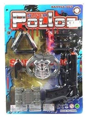 Игровой набор Shantou Gepai Super Police 581-11