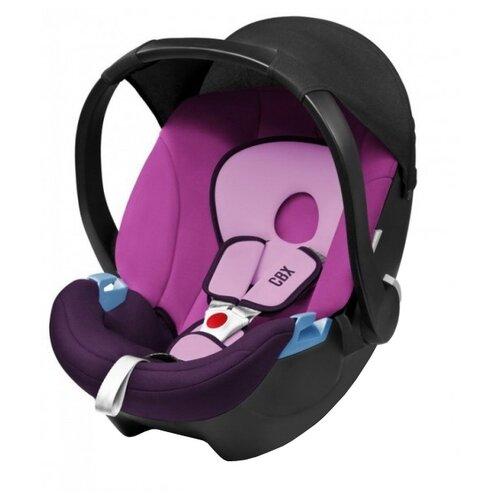 Купить Автокресло-переноска группа 0+ (до 13 кг) CBX by Cybex Aton Basic, Purple rain, Автокресла