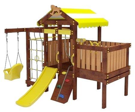 Спортивно-игровой комплекс Савушка Савушка Baby Play 6
