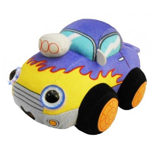 Купить Мягкая игрушка 1 TOY Дразнюка-биби Автомобильчик 15 см, Мягкие игрушки