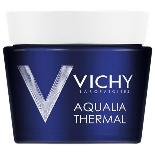 Vichy Aqualia Thermal ночной крем-гель для лица Spa-уход, 75 мл vichy aqualia thermal легкий крем динамичное увлажнение