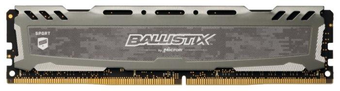 Ballistix Оперативная память Ballistix BLS4G4D240FSB