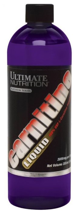 Universal Nutrition L-карнитин Liquid (355 мл)