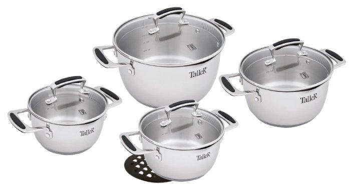 Набор посуды TalleR TR-1071 на 9 предметов Льюис