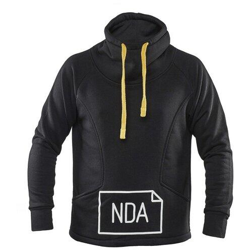 Толстовка «NDA» Яндекс мужская (размер XXL), черный