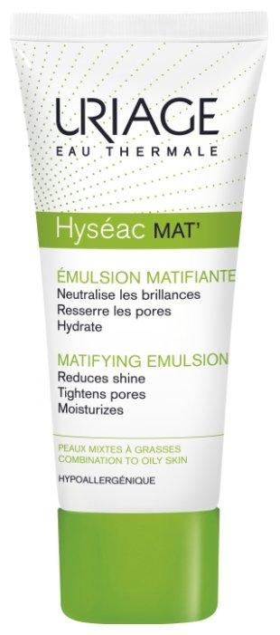 Uriage Hyseac Mat Эмульсия для лица матирующий