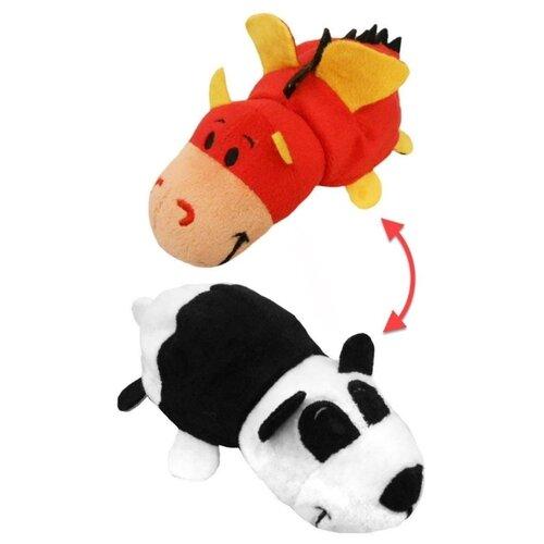 Купить Мягкая игрушка 1 TOY Вывернушка Панда-Красный дракон 20 см, Мягкие игрушки