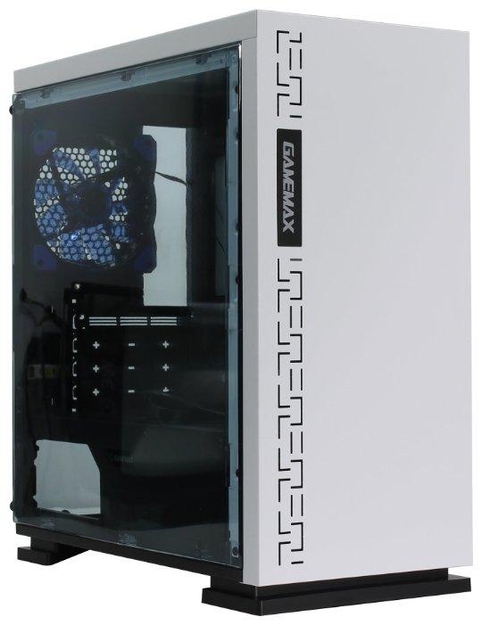 Компьютерный корпус GameMax H605 Expedition White — купить по выгодной цене на Яндекс.Маркете