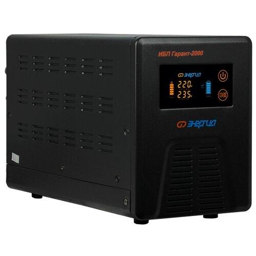 Интерактивный ИБП Энергия Гарант 2000