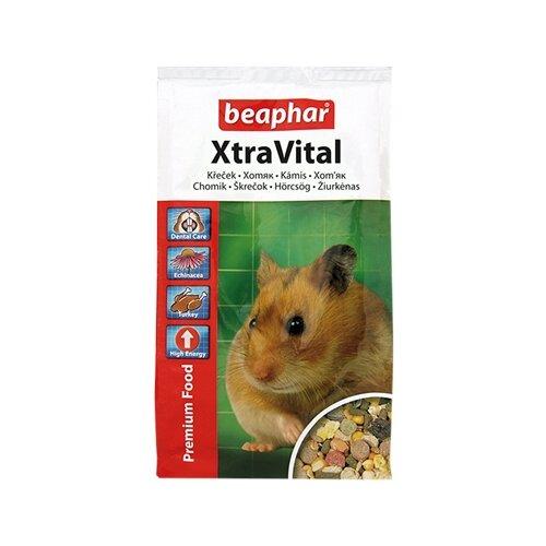 Корм для хомяков Beaphar XtraVital Hamster 500 гКорма для грызунов и хорьков<br>
