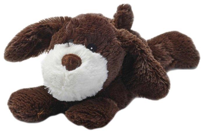 Игрушка-грелка Warmies Cozy plush Щенок коричневый 18 см