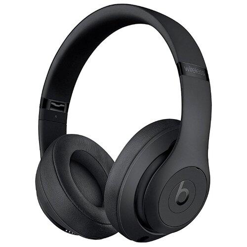 Беспроводные наушники Beats Studio 3 Wireless matte black профессиональные студийные наушники akg k240 studio 2058x00130