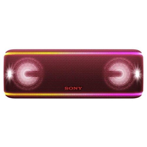 цена на Портативная акустика Sony SRS-XB41 red