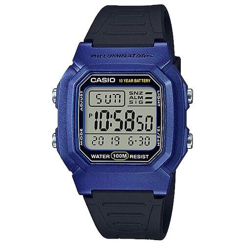 Наручные часы CASIO W-800HM-2A наручные часы casio illuminator w 213 2a