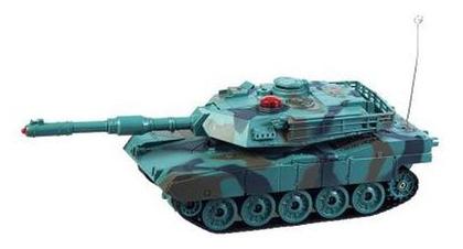 Танк Пламенный мотор Abrams М1A2 (870294) 1:32