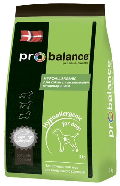 Корм для собак ProBalance Hypoallergenic