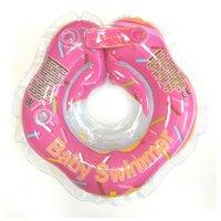 Круг на шею Baby Swimmer 0m+ (3-15 кг) Гламур розовый пончик