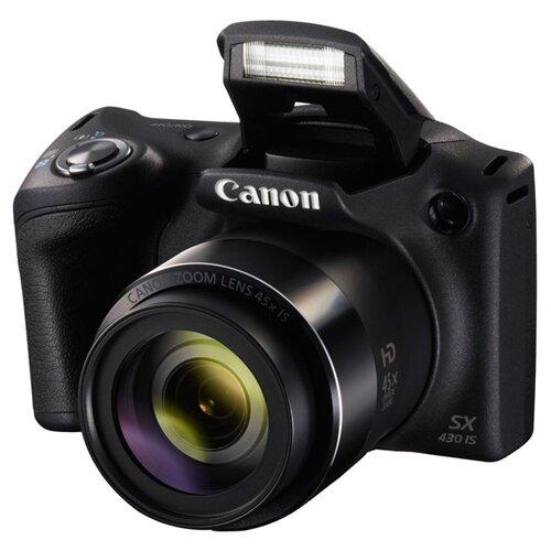 Фото - Фотоаппарат Canon PowerShot SX430 IS черный фотоаппарат