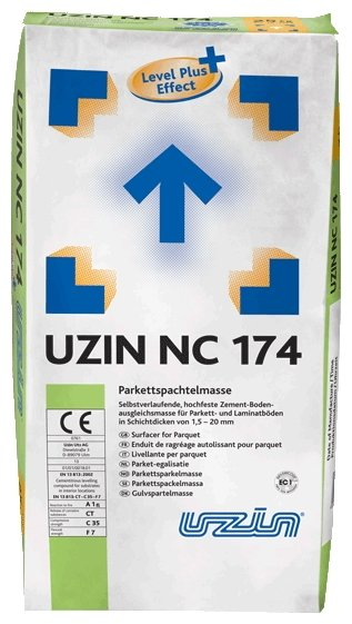 Шпатлевка Uzin NC 174