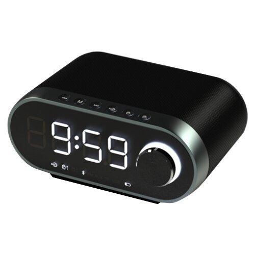 Радиобудильник Ritmix RRC-959 black