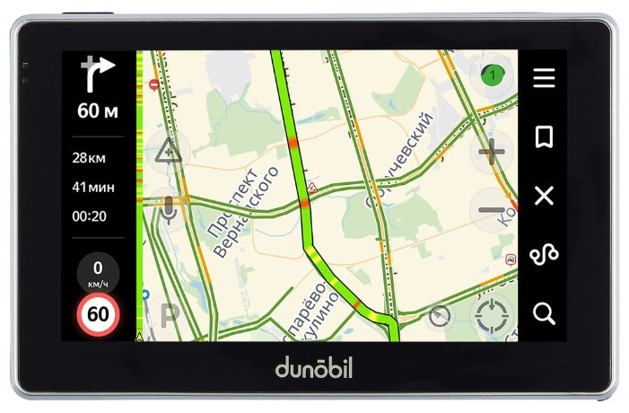 Dunobil Навигатор Dunobil Stella 5.0 Parking Monitor