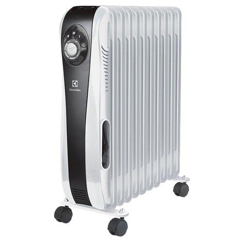 Масляный радиатор Electrolux EOH/M-5221N белый/черный