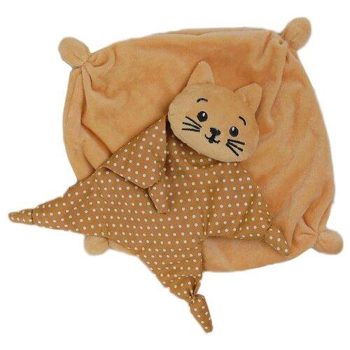 Фото - Комфортер Крошка Я Котофей развивающий коричневый комфортер крошка я кот василий желтый белый