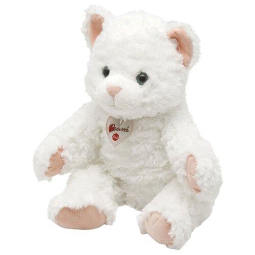 Купить Мягкая игрушка Trudi Кошка белая 38 см, Мягкие игрушки