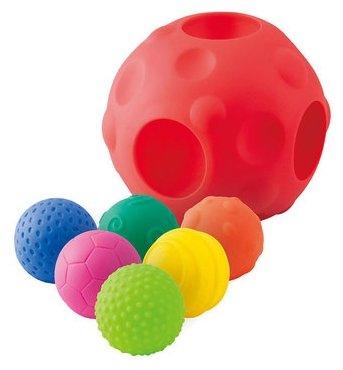 Развивающая игрушка Little hero Сенсорные мячики 2006