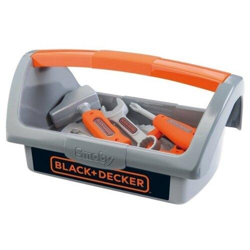 Купить Smoby Ящик с инструментами (360101), Детские наборы инструментов