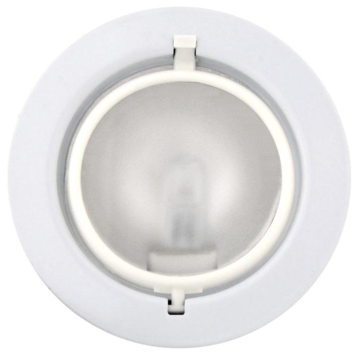 Светильник De fran Ft 9216 встраиваемый без лампы метал хром