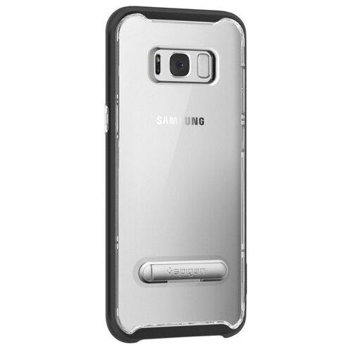 Чехол Spigen SGP-565CS20835 для Samsung Galaxy S8 прозрачныйЧехлы<br>