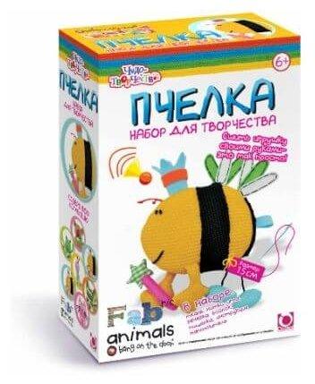 Origami Набор Чудо-творчество Сшей игрушку Пчелка (00738)
