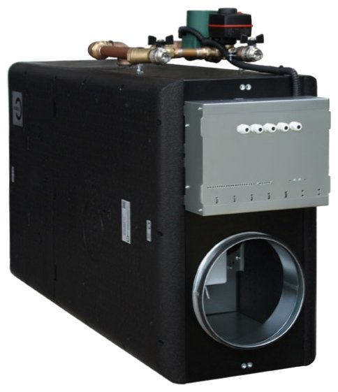 Вентиляционная установка TURKOV Capsule-300 W