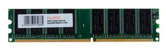 Оперативная память 1 ГБ 1 шт. Qumo QUM1U-1G400T3