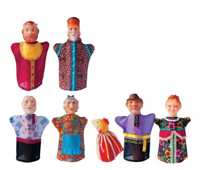 Русский стиль Кукольный театр Золотая рыбка, 11225