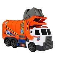 Мусоровоз Dickie Toys 3308369 38 см белый/оранжевый
