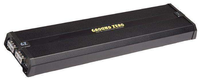 Автомобильный усилитель Ground Zero GZCA 35K-SPL