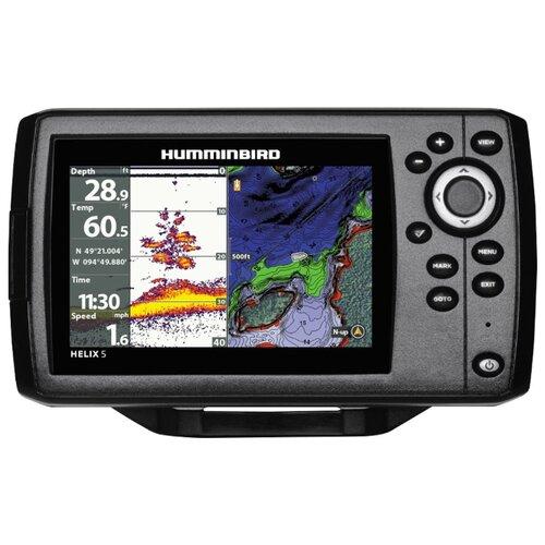 Фото - Эхолот Humminbird Helix 5 CHIRP GPS G2 эхолот humminbird helix 5x di gps
