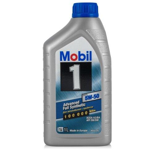 Моторное масло MOBIL 1 FS X1 5W-50 1 л моторное масло mobil 1 fs x1 5w 50 20 л