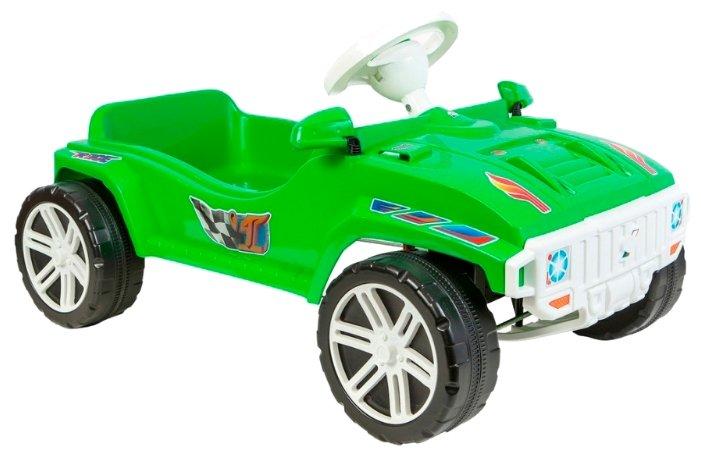 Машина педальная RT RACE MAXI Formula 1, синий - 5299